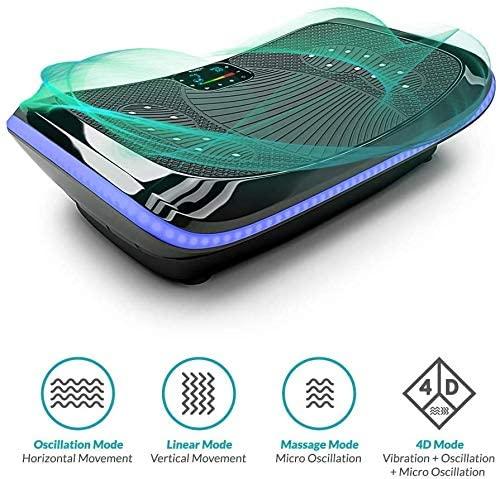 Bluefin Fitness Plataforma Vibratoria Comprar
